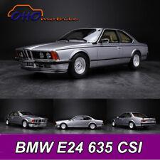 OTTO 1:18 Scale BMW E24 635 CSI Diecast Model Car Collection New In Box