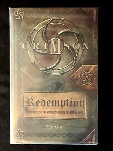 Crimson Redemption Tome 4 Brian Augustyn Humberto Ramos Comic Novel