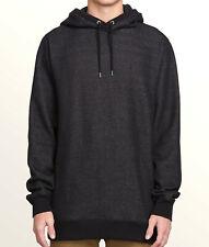 VOLCOM Men's CODER Pullover Hoodie - BLK - XL - NWT