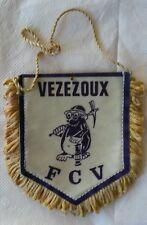 FANION FC VEZEZOUX 43 FRANCE PENNANT WINPEL FOOTBALL SOCCER port à prix coûtant