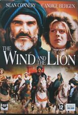 THE WIND AND THE LION  -  DVD