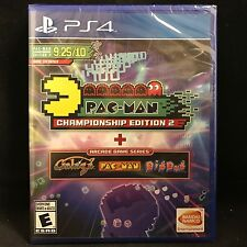 Pac-Man Championship Edition 2 + Arcade Game Series (Sony PlayStation 4, 2016)