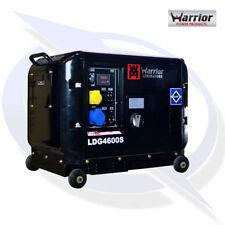 Warrior LDG4600S 4.6KW Silenced Diesel Generator (Autostart Ready)