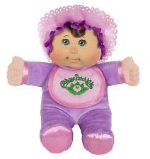 "Cabbage Patch Kids 11"" Purple Retro Baby: Caucasian Girl, Brown Hair, Green Eyes"