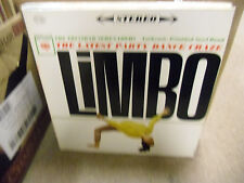 Trinidad Serenaders Latest Party Dance Craze LIMBO vinyl LP EX Stereo 1962