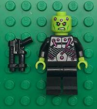 Lego Brainiac Minifig Lot: Justice League Figure 76040
