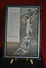 Image mortuaire Faire part de décès EDMOND REGNART RONQUIERE 1895
