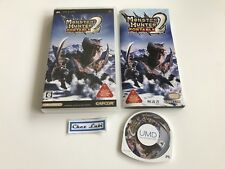 Monster Hunter Portable 2nd - Sony PSP - NTSC JAP - Avec Notice