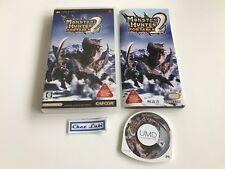 Monster Hunter Portable 2nd - Sony PSP - NTSC JAP - Avec Notice