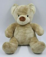 Build a Bear Workshop Light Brown Plush Stuffed Bear 16""