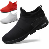 Shoes Men's Running Lightweight Casual Breathable Athletic Tennis Sneakers Gym