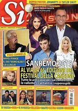 Sì.Festival di Sanremo, Carlo Conti, Arisa, Rocio Munoz Morales & Emma Marrone,i