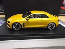 Audi sport quattro concept 2013 Bit Francfort Yell Looksmart Resin Lim 1/99 1:43