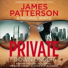 James PATTERSON / PRIVATE : DOWN UNDER         [ Audiobook ]