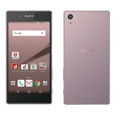 Used Docomo Xperia Z5 SO-01H Pink Sony Unlocked Android SmartPhone JAPAN F/S
