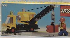NEW Lego Town Classic Construction 558 Road Crane LEGOLAND Sealed