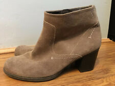 Venturini Womens Brown Suede Boots Size 6