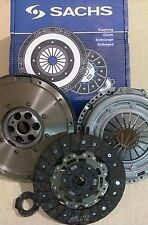 VW GOLF MKV 5 1.9TDI SACHS DUAL MASS FLYWHEEL AND CARBON KEVLAR LINED CLUTCH KIT