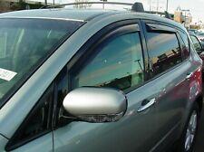 4-Piece In-Channel Wind Deflectors that fit 2006 - 2012 Subaru Tribeca