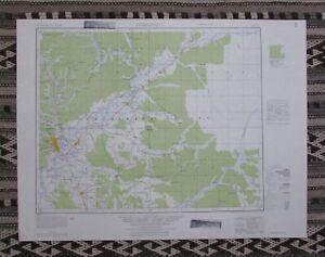 Svobodnyy, USSR Army Map Service Series N504 Eastern Siberia 1953