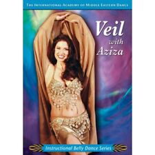 [DVD] Veil with Aziza Belly Dance Instruction