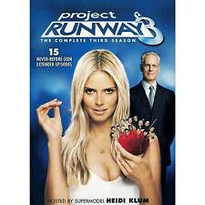 Project Runway Season 3 DVD R1