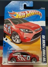 Hot Wheels 2012 [HW All Stars Series] '09 Ford Focus RS [RED]