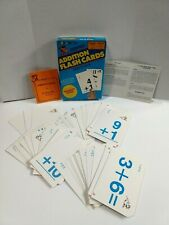 Toys R Us Addition Flash Cards Complete Math Skills Homeschool Learning
