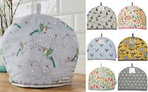 Cooksmart Cotton Decorative Cozy Insulated Tea Cosy Teapot Cosies Cover Cozies