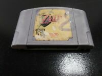 The Legend Of Zelda: Ocarina of Time (1998) N64 Authentic Cartridge TESTED