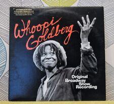 WHOOPI GOLDBERG - Broadway Show Recording [Vinyl LP,1985] USA GHS 24065 *EXC
