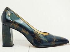 VICARI Venezia ❤ Damen Pumps Gr. 37 Lackleder Leather Shoes