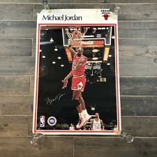 Michael Jordan Poster Chicago Bulls Sports Illustrated Super Rare