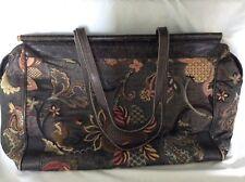 Vintage Handbag Made in Italy Expressly for 'L. S. Ayres'