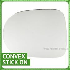 Left hand passenger side for Renault Twingo 2011-2014 wing mirror glass
