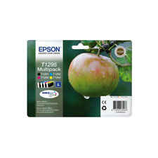 Epson T1295 Multipack Tintenpatrone cyan magenta gelb schwarz NEU