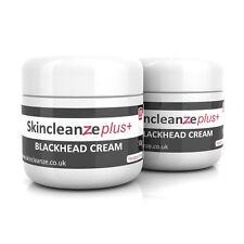 Skincleanze PLUS Salicylic Acid Blackhead Spot Blemishes Treatment Cream 2 X 50g