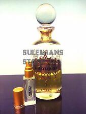 Amouage Lyric Man - 10ml (0.33 fl. oz.) DECANTED oil based perfume