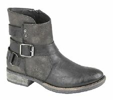 Synthetic Leather Cuban Cowboy, Western Boots for Women