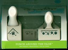 MARTHA STEWART Punch Around the Page FLOWER SHOWER  42-60012