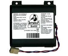 BATTERIA BATSECUR BAT02 LOGISTY 7,2 V 13 AH COMPATIBILE DAITEM DIAGRAL BATLI02