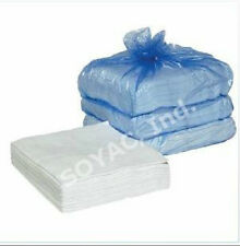 "Soyac - Oil Absorbent Mat - Oil-Only Static-Dissipative Pads 15""x19"" 50 Pads"