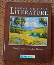Prentice Hall Literature Silver Level, Student  (Hardcover)