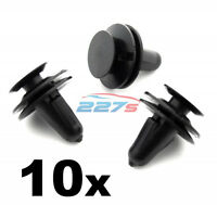 10x Door Card & Interior Panel Trim Clips for some Ford Fiesta, Puma & Fusion