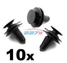 10x Carte Portière & Intérieur Clips Garniture Panneau pour certains Ford Fiesta