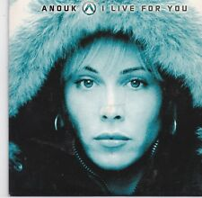 Anouk-I Live For You cd single
