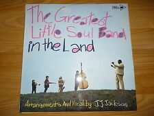 THE GREATEST LITLE SOUL BAND IN THE LAND Vocals by J.J. Jackson MCA SAK 100