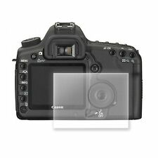New LCD Screen Protector Optical Glass For Canon EOS 40D 50D 5D Mark II 5D2 5DII