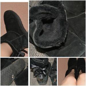 Boots Stiefel Winter gebraucht getragen Sammler Liebhaber