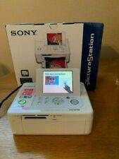 Sony Picture Station Digital Photo Printer DPP FP95